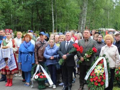 Курган Дружбы не дает забыть память воинов-освободителей