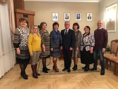 Дыпламатычная камандзіроўка У.Клімава ў Латвіі завяршылася